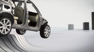 Yeni Volvo XC90 Yoldan Cikma Korumasi