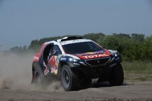 Dakar Start 6
