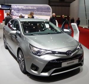 Yeni Toyota Avensis