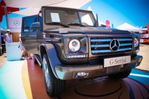 Mercedes-Benz G-Serisi