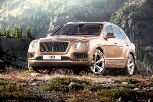 Bentley Bentayga 4