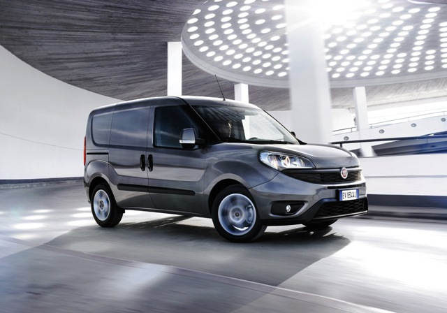 Yeni Fiat Doblo Cargo