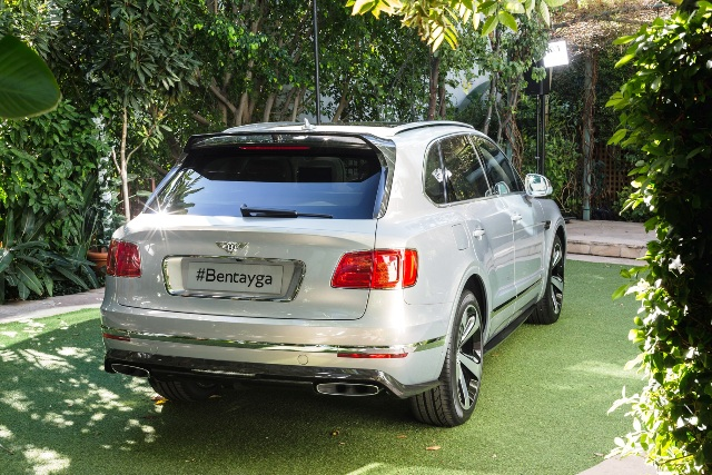 Bentley  Bentayga First Edition-2