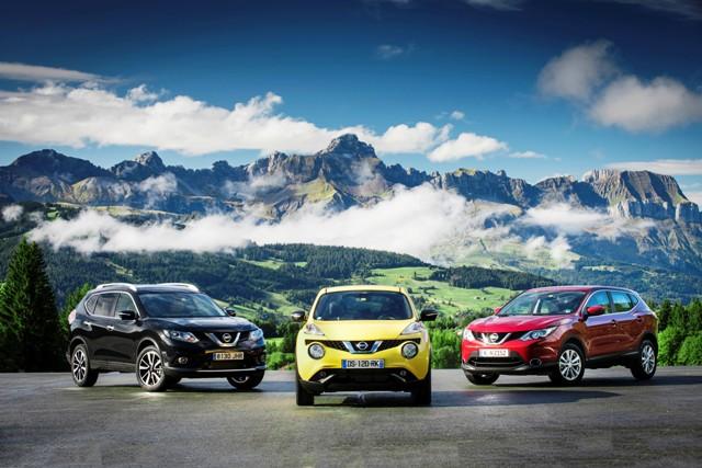 Nissan_SUV_Ailesi