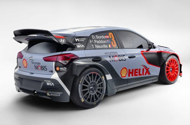 2016 Hyundai i20 WRC-2