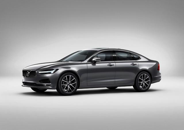 170128_Front_Quarter_Volvo_S90_Osmium_Grey