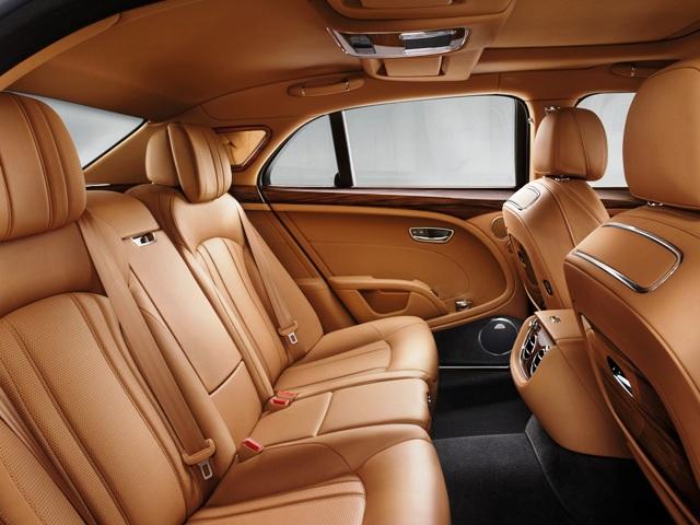 Bentley Mulsanne_Rear Cabin