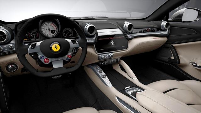 Ferrari GTC4Lusso Kokpit