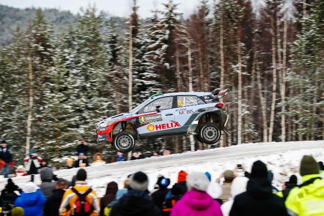 Hyundai i20 WRC-2