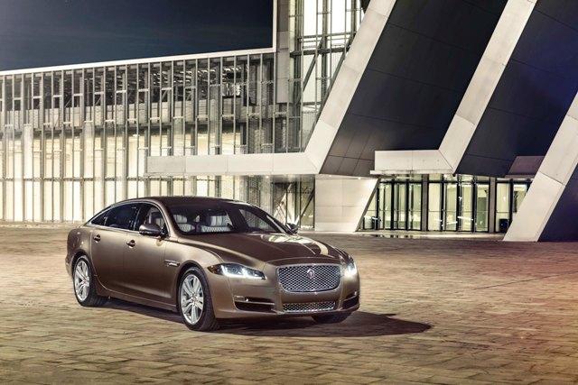 Yeni Jaguar XJ