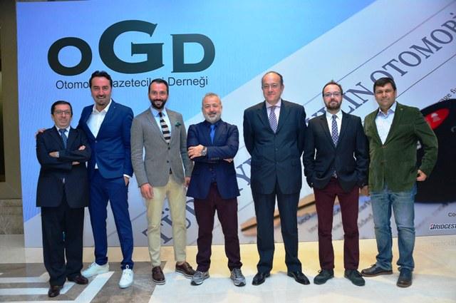 Ahmet Celik, Emre Ozpeynirci, Volkan Demirkusak, Ufuk Sandik, Levent Koprulu, Mete Tansu, Hirant Kasapoglu
