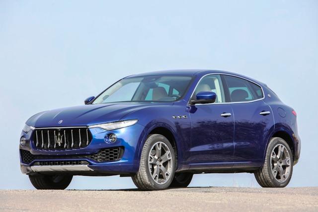 Maserati Levante-1