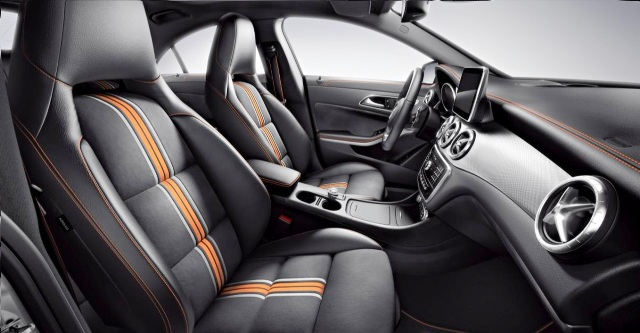 Mercedes-Benz CLA Score Edition (2)