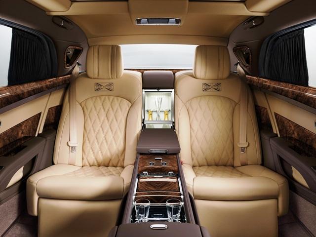 Bentley Mulsanne First Edition  (3)