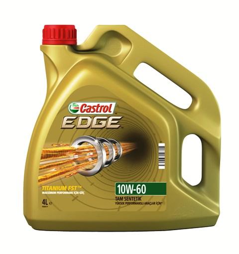 Edge 10W-60 4Lt