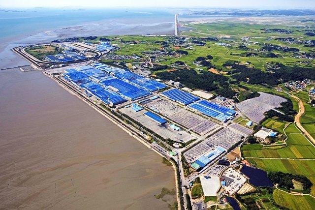 KIA_Hwasung_Plant