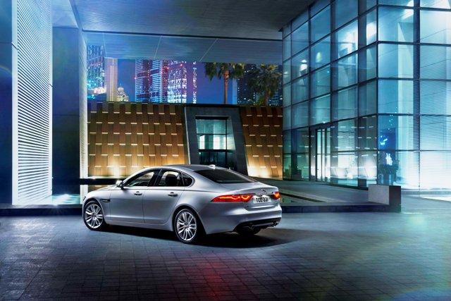 Yeni Jaguar XF