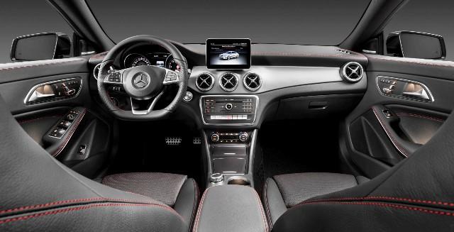 Yenilenen Mercedes-Benz CLA (2)